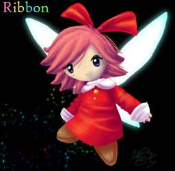 Miss Ribbon by morganchan