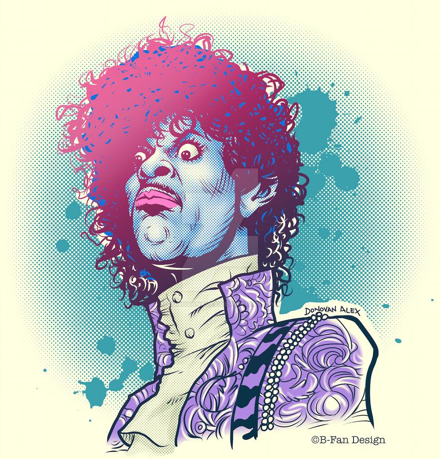 Prince by donovanalex