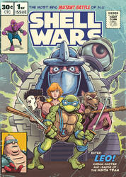 Shell Wars - Covering The Covers