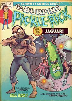 Pickle vs Jaguar - Covering The Covers