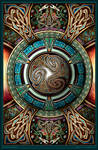Triskelion Mandala I