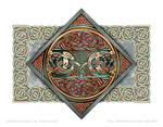 Celtic Gryphons Design