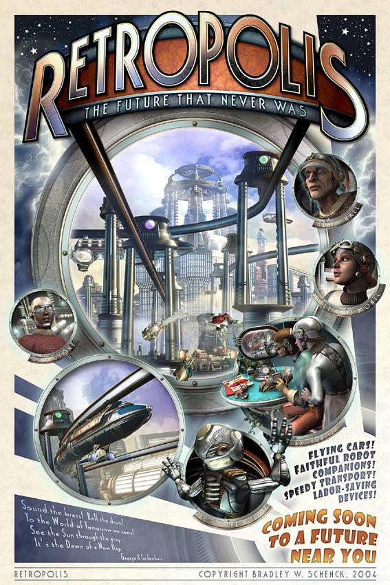 Retropolis by BWS