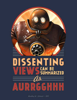 Dissenting Views Can be Summarized....