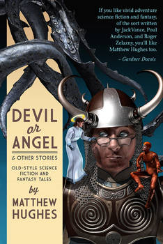 Cover for Devil or Angel and Other Stories