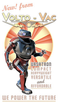 The Ursatron - new from Volto-Vac!