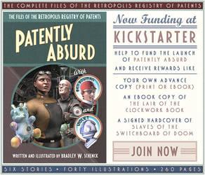 Kickstarter for 'Patently Absurd'