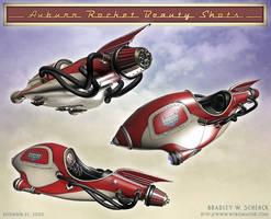 Auburn Rocket Beauty Shots