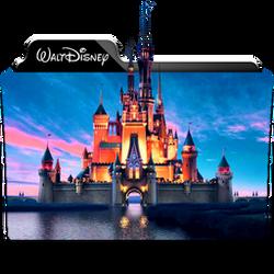 Walt Disney Collection Folder Icon