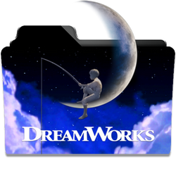 Dreamworks Collection Folder Icon
