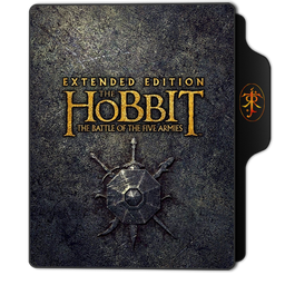 The Battle of the Five Armies Folder Icon