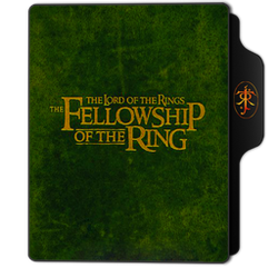The Fellowship of the Ring Folder Icon