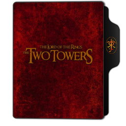 The Two Towers Folder Icon