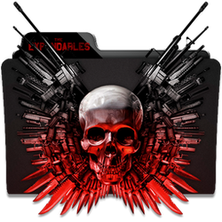 The Expendables Collection Folder Icon