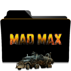 Mad Max Collection Folder Icon