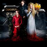 Crimson Peak Folder Icon