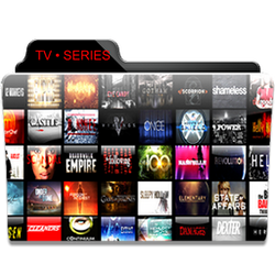 TV Series Folder Icon