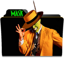 The Mask Folder Icon By Dahlia069 On Deviantart