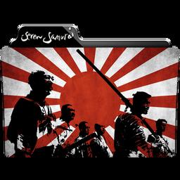 Seven Samurai Folder Icon By Dahlia069 On Deviantart