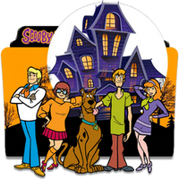 Scooby-Doo! Folder Icon by dahlia069