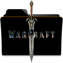 Warcraft Collection Folder Icon