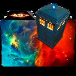 Doctor Who Folder Icon By Dahlia069 On Deviantart