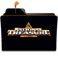 National Treasure Collection Folder Icon