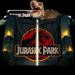 Jurassic Park Collection Folder Icon By Dahlia069 On Deviantart