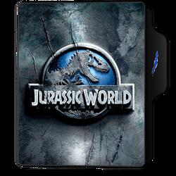 Jurassic World Folder Icon