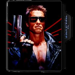 reputable site 190bd 4788e ProfessorAdagio 17 5 The Terminator Folder Icon by dahlia069