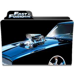Fast and Furious Collection Folder Icon