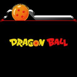 Dragon Ball Collection Folder Icon