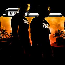 Bad Boys Collection Folder Icon
