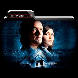 The DaVinci Code Folder Icon by dahlia069