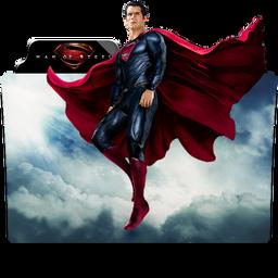Man Of Steel Folder Icon By Dahlia069 On Deviantart