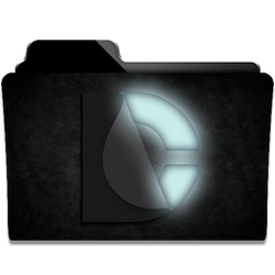 DC Collection Folder Icon