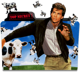 Top Secret! Folder Icon by dahlia069