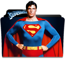 Superman Collection Folder Icon by dahlia069