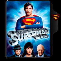 Superman Folder Icon by dahlia069