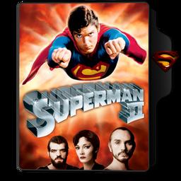 Superman II Folder Icon by dahlia069