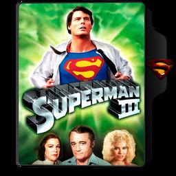 Superman III Folder Icon by dahlia069