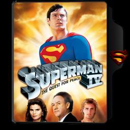 Superman IV Folder Icon by dahlia069