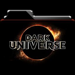 Dark Universe Collection Folder Icon by dahlia069