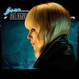 Atomic Blonde Folder Icon by dahlia069