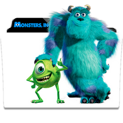 Monsters, INC. Folder Icon