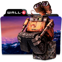 Wall-E Folder Icon by dahlia069