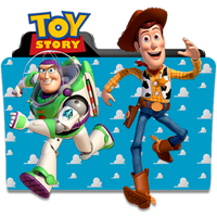 Toy Story Folder Icon by dahlia069