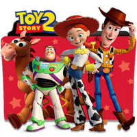 Toy Story 2 Folder Icon by dahlia069