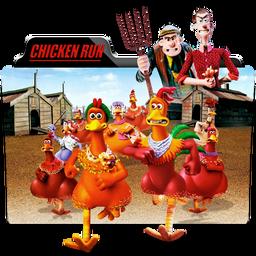 Chicken Run Folder Icon By Dahlia069 On Deviantart