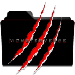 MonsterVerse Collection Folder Icon
